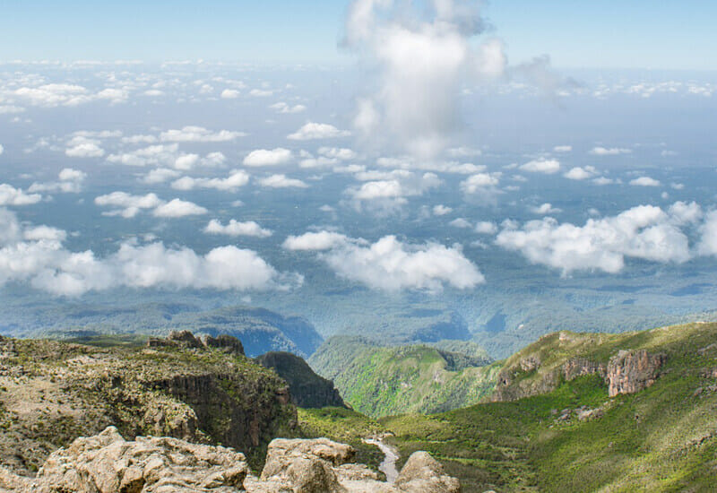 Marangu Route 6 Days Climbing Kilimanjaro