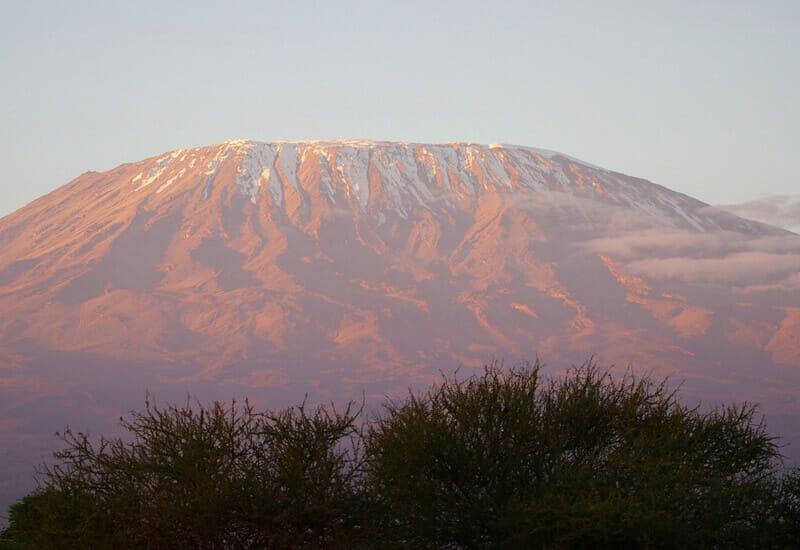 Rongai Route 6 Days. Climb Kilimanjaro