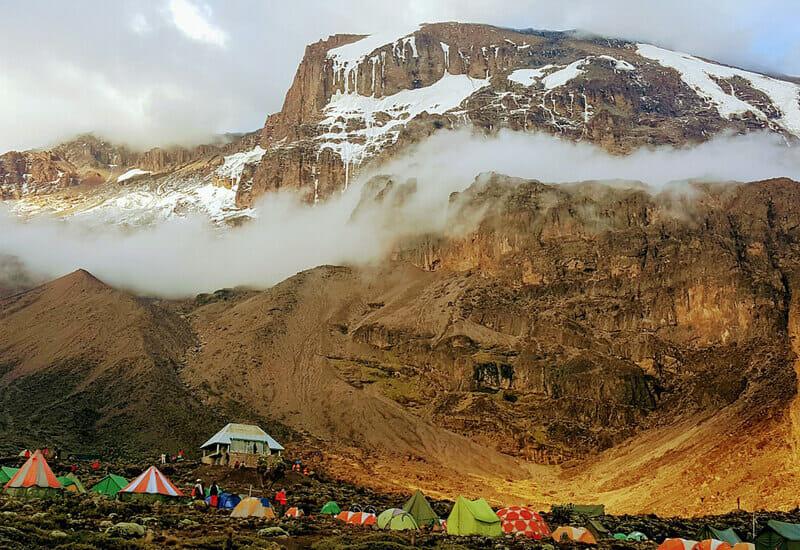 Umbre Route 6 Days Climbing Mount Kilimanjaro