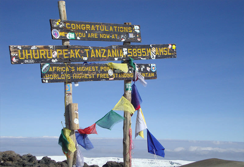 4 Reasons To Climb Kilimanjaro